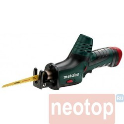 Аккумуляторная ножовка Metabo Powermaxx ASE 10,8 602264750