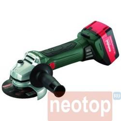 Аккумуляторная угловая шлифмашина Metabo W 18 LTX 125 602174900