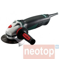 Болгарка (УШМ) Metabo WE 9-125 Quick+кейс 600269500