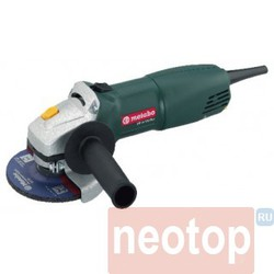 Болгарка (УШМ) Metabo WE 14-125 PLUS 600281000