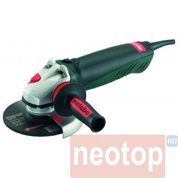 Болгарка (УШМ) Metabo WB 11-125 Quick+тормоз 600274000