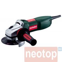 Болгарка (УШМ) Metabo W 8-125 Quick 600266000