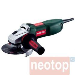 Болгарка (УШМ) Metabo W 11-125 Quick+кейс 600270500