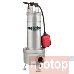 Грязевой насос Metabo SP 28-50 S Inox 604114000
