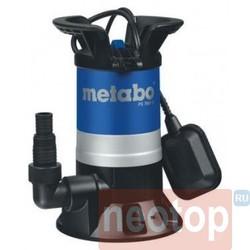 Погружной дренажный насос Metabo PS 7500 S 0250750000